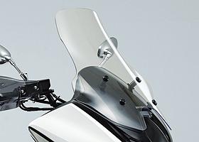 ホンダ HMJ ロングスクリーン フェイズ(MF11) 0SK-ZX-KWR01
