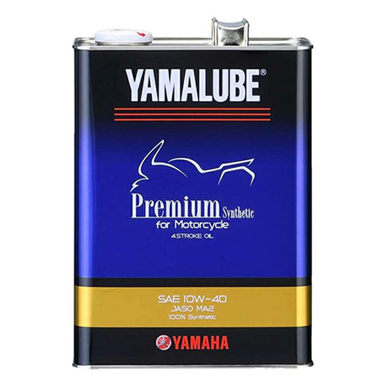 ヤマハ ヤマルーブ プレミアムシンセティック 4L