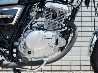 スズキ GN125-F2 エンジン インポート