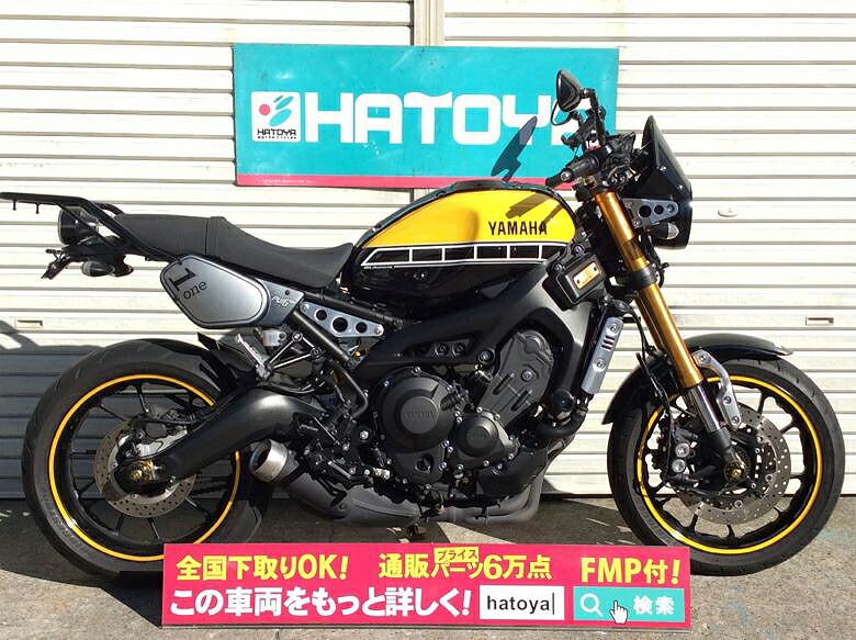 中古車 ヤマハ XSR900 60thアニバーサリー YAMAHA XSR900 60thAnniversary【0940u-kawa】