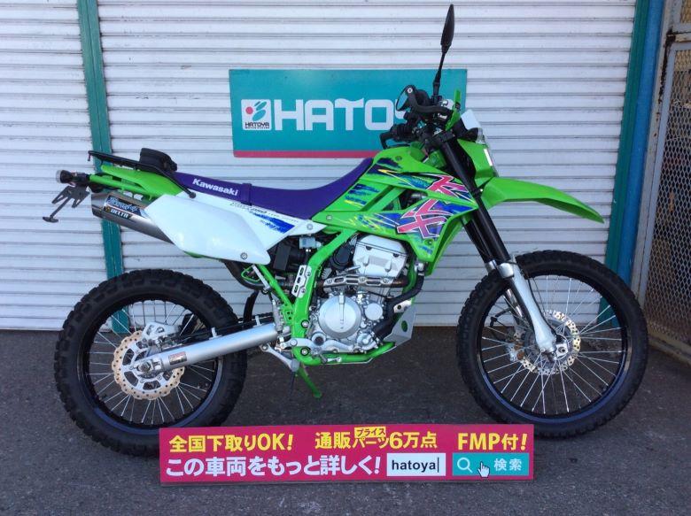 中古車 カワサキ KLX250S-GS KAWASAKI KLX250SGS【0999u-soka】