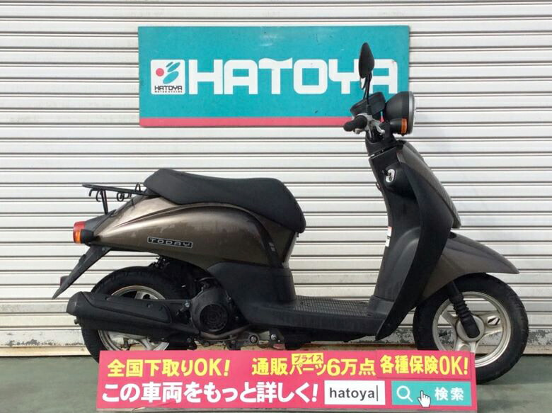 中古車 ホンダ トゥデイFI HONDA TODAY FI【1092u-kgoe】