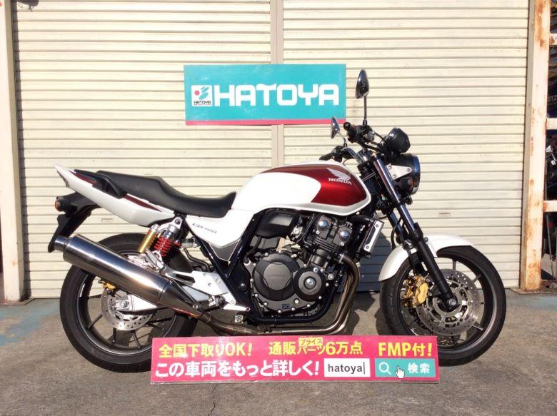 中古 ホンダ CB400スーパーフォア HONDA CB400SF【1359u-kawa】