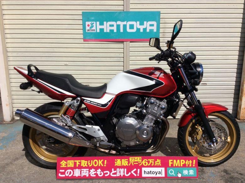 中古 ホンダ CB400スーパーフォア HONDA CB400SF【1429u-kawa】