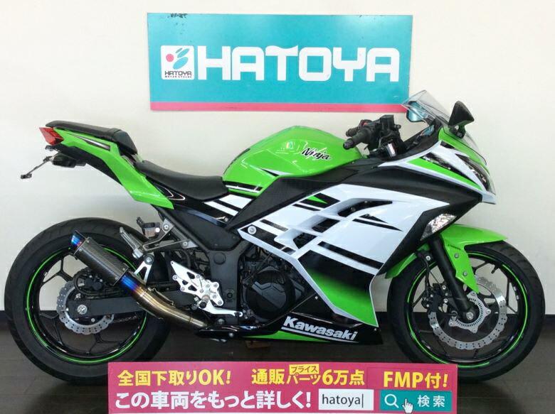 中古 カワサキ ニンジャ250 スペシャルエディション KAWASAKI Ninja250 SE【1481u-kabe】