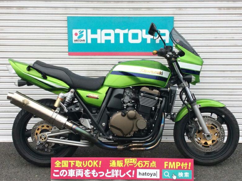 中古 カワサキ ZRX1200R KAWASAKI ZRX1200R【1635u-toko】