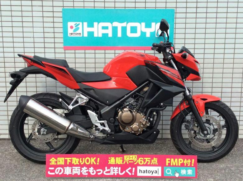 中古 ホンダ CB250F HONDA CB250F【1858u-yono】