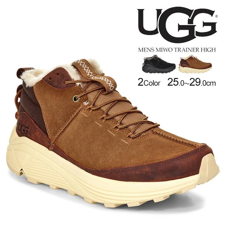 UGG MENS MIWO TRAINER HIGH