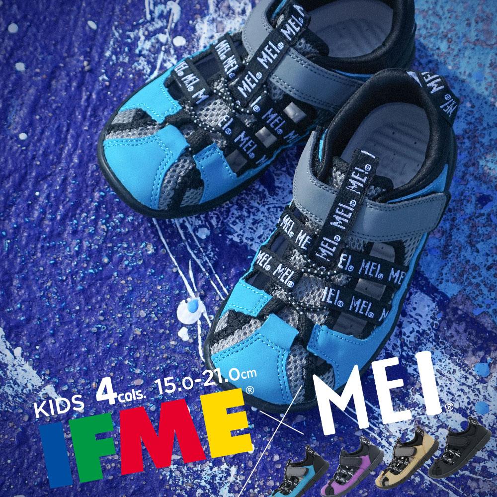 IFME×MEI コラボサンダル 15-21cm