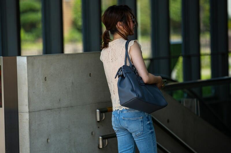 本牛革 【orietta オリエッタ】通勤バッグ by HAYNI