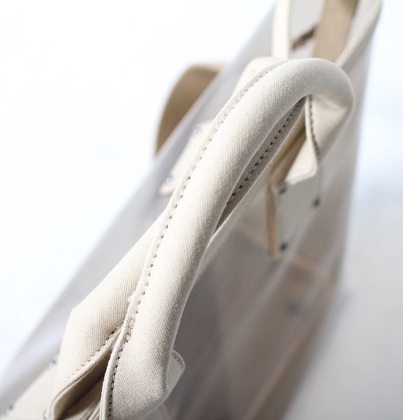 PVC バッグ 透明 クリア バッグ PVC トートバッグ ビニールバッグ クリアバッグ 透明トートバッグ ショルダーバッグ レディース ブランドバッグ インスタ 大人 人気 HAYNI ヘイニ
