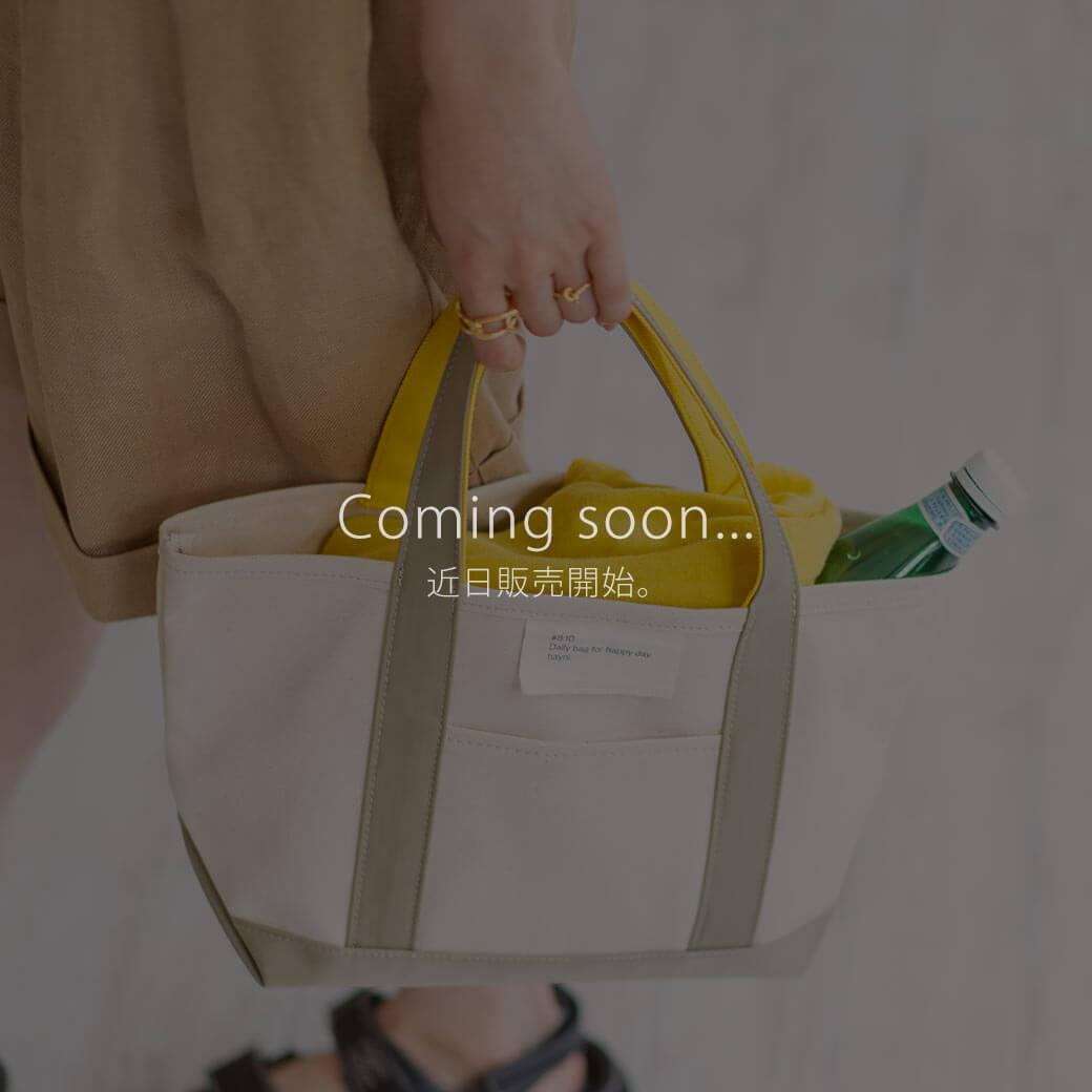 新作 キャンバスバッグ