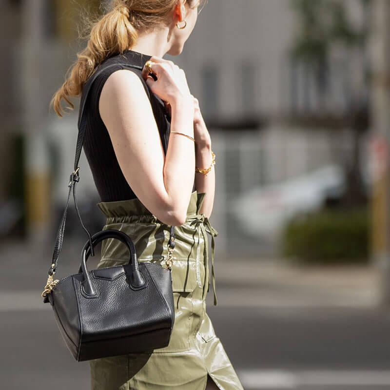 入学 式 バッグ・卒業 式 バッグ・卒園 式 バッグ・卒業 式 バッグ・ママ/本革ショルダーバッグ