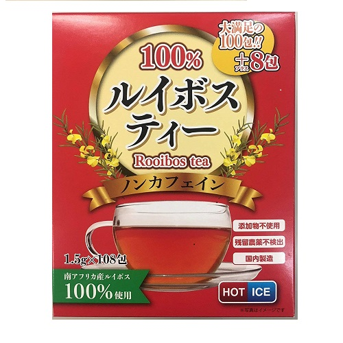 100%ルイボスティー 【1.5g×108包】(タモン)