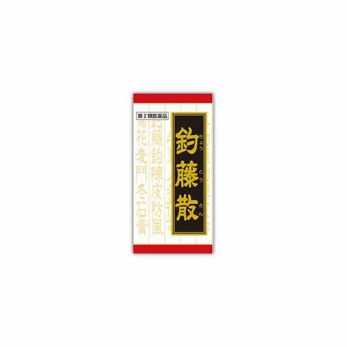 【第2類医薬品】JPS釣藤散料エキス錠N(ちょうとうさん) 【240錠】(クラシエ薬品)