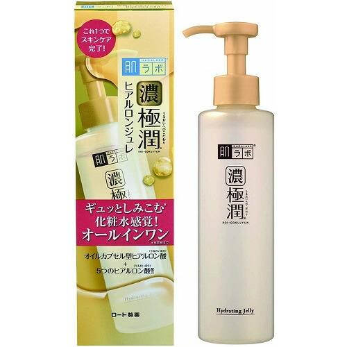 肌ラボ 極潤 ヒアルロンジュレ 【180mL】(ロート製薬)