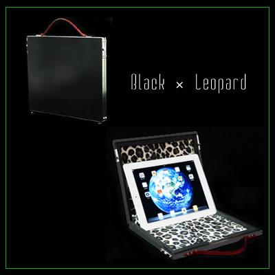 【PROTEX】ブリーフケース/iPadケースJean( ジーン)ブラック