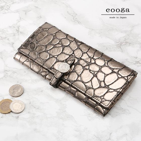 【cooga】/ ギャルソン財布 Door (ドア)