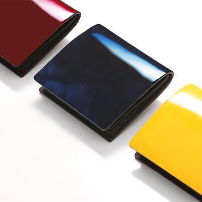 【SLUR】二つ折りコインケース/Curvo(クルヴォ)
