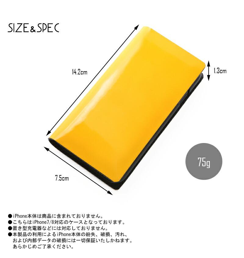 SLUR スラー iPhoneケース アイフォンケース エナメル