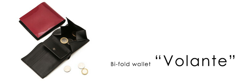 Bill-fold wallet Volante