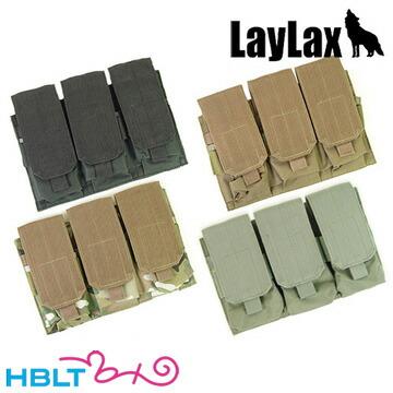 [LayLax]トリプルマガジンパウチ