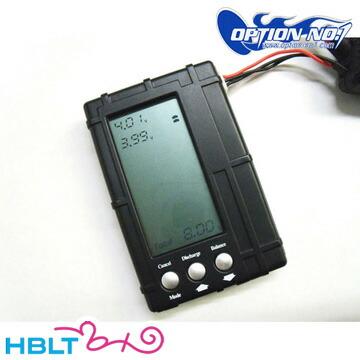 [option no1]バッテリーバランサー 3in1 リポ リフェ 対応