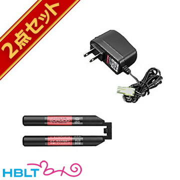 NEWニッケルバッテリー充電器セット(SOPMODタイプ)