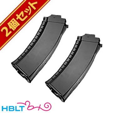 74連ノーマルマガジン(Black)2点セット