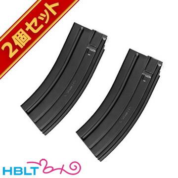HK416C用 バッテリー格納式30連マガジン2本セット
