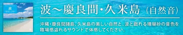 波〜慶良間・久米島