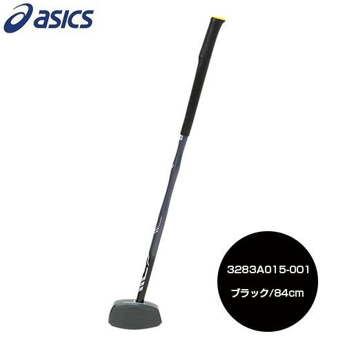 アシックス グラウンドゴルフ GG ストロングショット 右 ブラック 84cm 3283A015-001