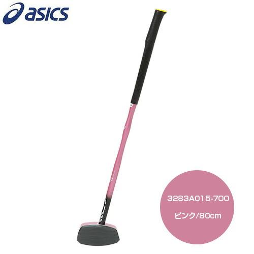 アシックス グラウンドゴルフ GG ストロングショット 右 ピンク 80cm 3283A015-700