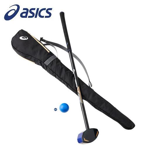 アシックス グラウンドゴルフ グラウンドゴルフ4点セット ブルー 3283A037-400