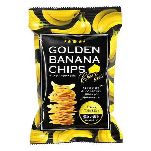 ゴールデンバナナチップス チーズ味 40g