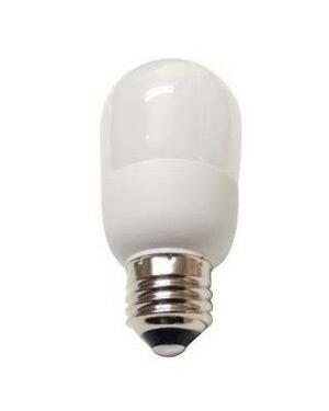 CCFL 電球 デオライト 電球タイプ 6W 昼光色 CB6E26-6W