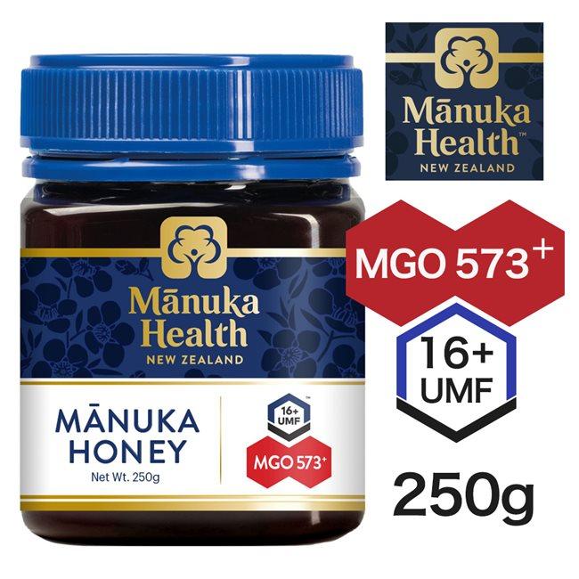 マヌカヘルス マヌカハニー MGO573 UMF16 250g