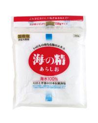 海の精 あらしお (赤) 350g