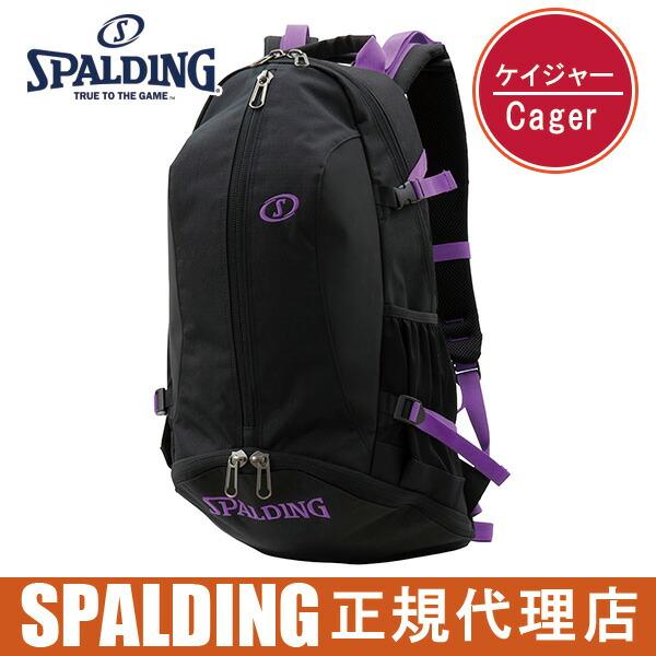 スポルディング(SPALDING) バッグ ケイジャー パープルテープ 40-007PPT
