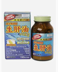 成分無調整生肝油