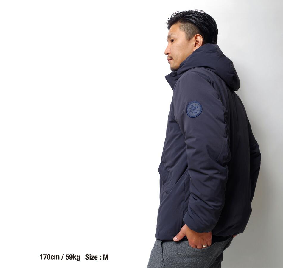ダウン/高品質/メンズ/防寒/ナイロン