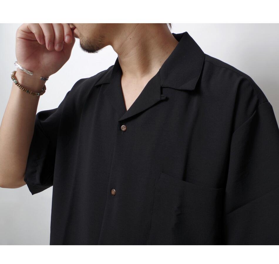 シャツ/半袖/オープンカラー/リゾート/メンズ