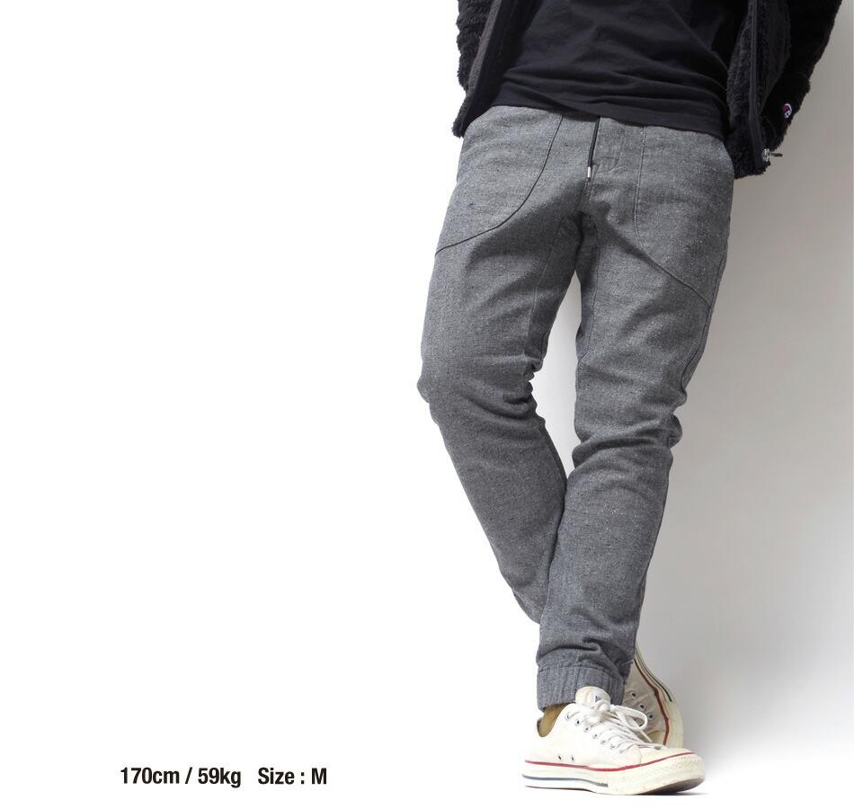 パンツ/メンズ/スウェット/ジョガー