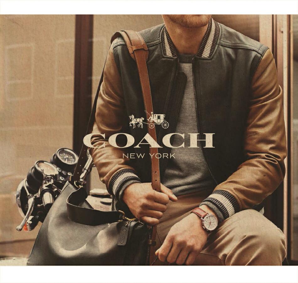 キャップ/coach/コーチ/ワッペン