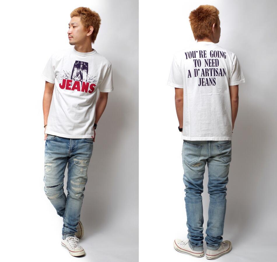tシャツ/メンズ/アメカジ/ヒース/HEATH./ダルチ/ダルチザン