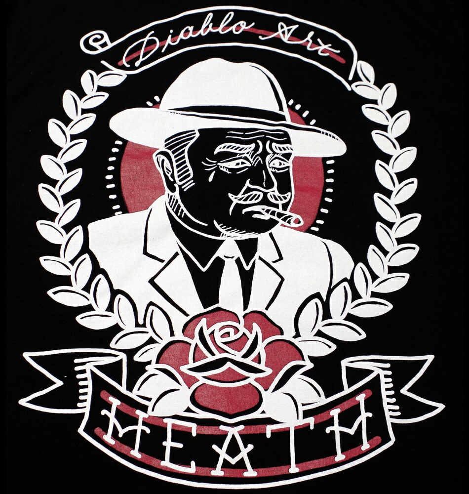 tシャツ/メンズ/アメカジ/ヒース/HEATH.