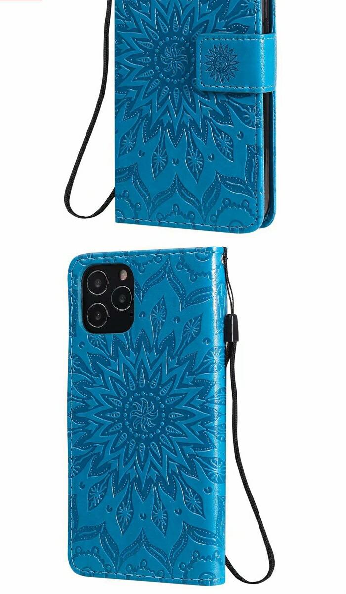 iphone x sony xperia xz用 iPhone7 大人かわいい エスニック風 スマホケース
