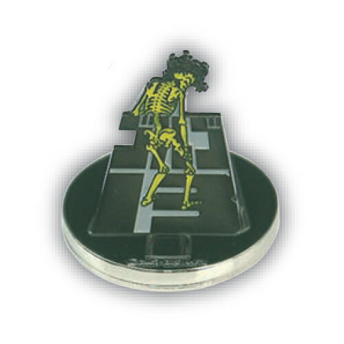 フリップアップマーカー ゴルゴ13 ロゴ