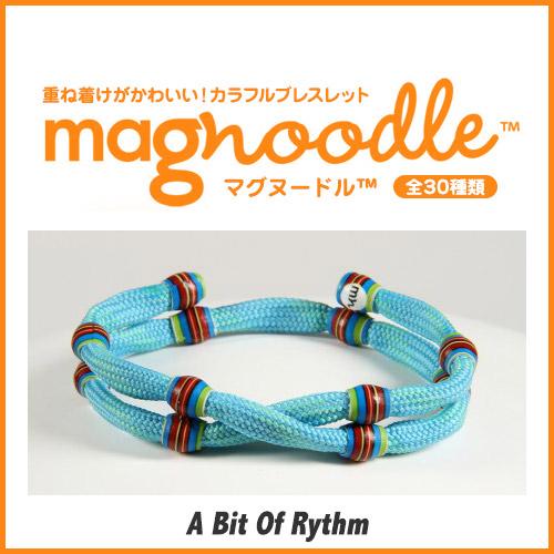 magnoodle マグヌードル ブレスレット A Bit Of Rythm MAG-001