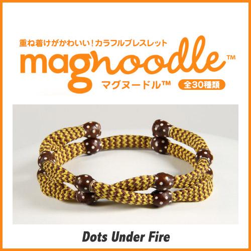 magnoodle マグヌードル ブレスレット Dots Under Fire MAG-008
